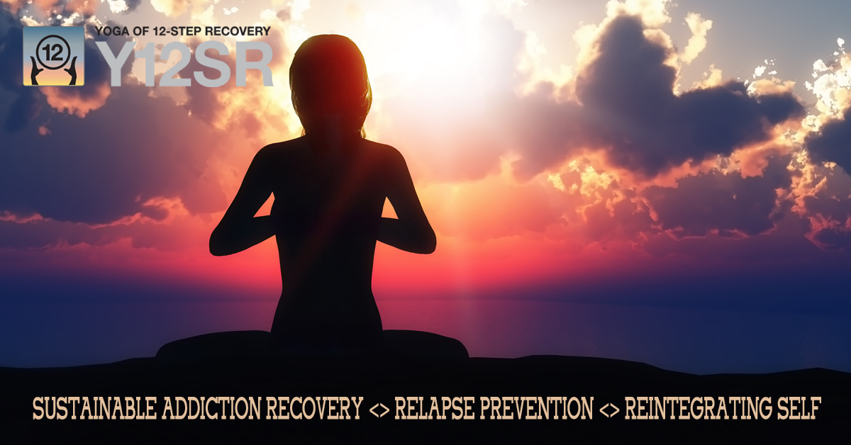 yoga for 12 step recovery Y12SR full circle yoga and therapy salt lake city utah
