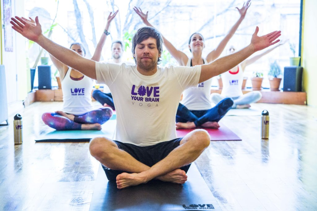 loveyourbrain foundation, kevin pearce, yoga for tbi