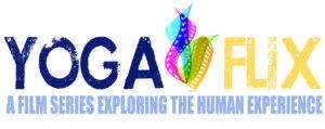 yogaflix logo and tag line