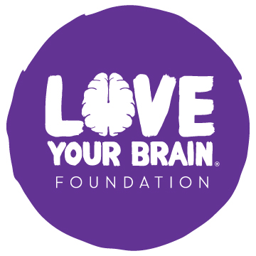 love your brain foundation logo